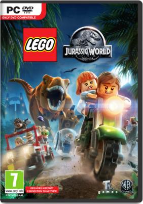 LEGO Jurassic World til PC