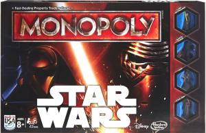 Star Wars Monopol – The Force Awakens Edition