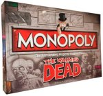 Monopol The Walking Dead Survival Edition