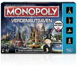 Monopol Verdensutgaven Norsk utgave