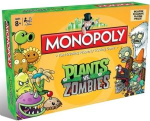 Monopol Planter vs Zombier