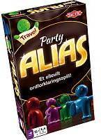 Alias Party Alias reisespill