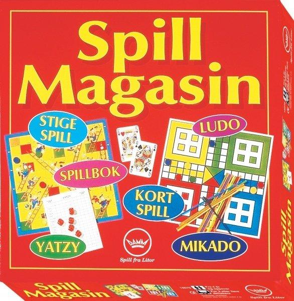 Damm Spillmagasin
