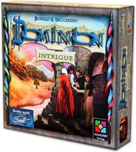 Dominion Intrigue brettspill 0