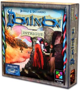 Dominion Intrigue brettspill 0