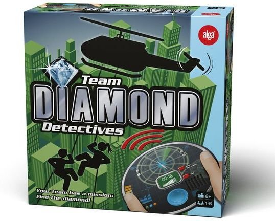 Team Diamond Detectives