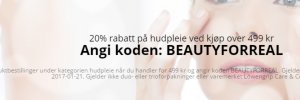 NordicFeel.no kampanje
