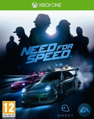 Need for Speed til Xbox One