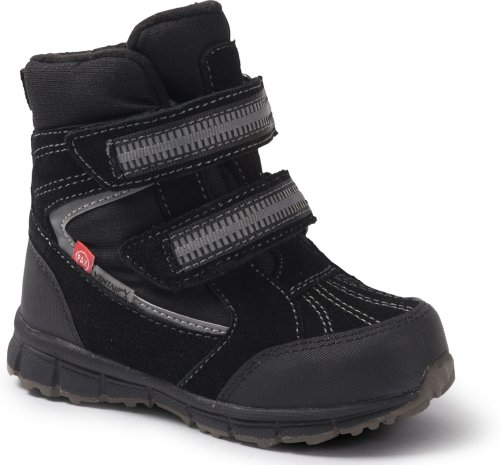 Pax Tiger Cerise, Sko, Boots, Varmforet boots, Brun, Svart