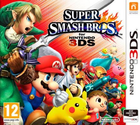 Super Smash Bros. for Nintendo 3DS til 3DS