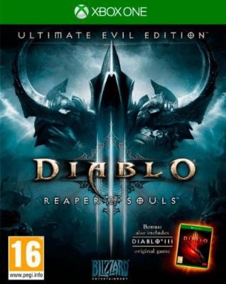 Diablo III: Ultimate Evil Edition til Xbox One