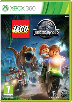 LEGO Jurassic World til Xbox 360