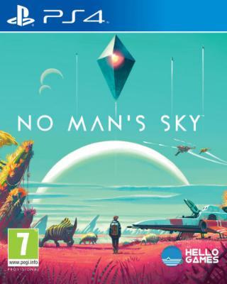 No Man's Sky til Playstation 4