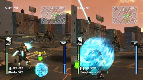 Earth Defense Force: Insect Armageddon til PC