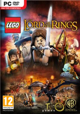 LEGO The Lord of The Rings til PC