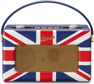 Roberts Radio Union Jack
