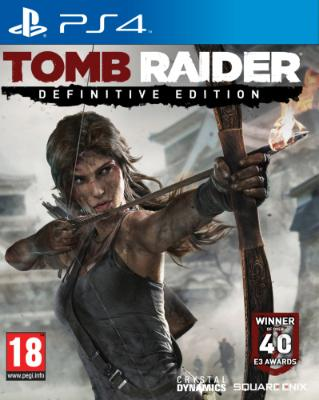 Tomb Raider: Definitive Edition til Playstation 4