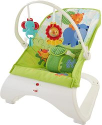 Fisher-Price Friends Comfort Curve vippestol