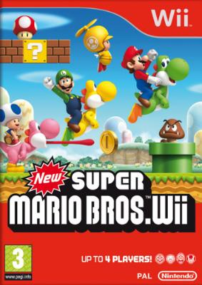 New Super Mario Bros. Wii til Wii