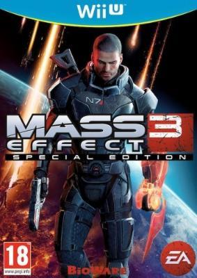 Mass Effect 3: Special Edition til Wii U