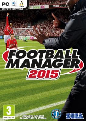 Football Manager 2015 til PC