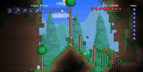 Terraria til PlayStation 3