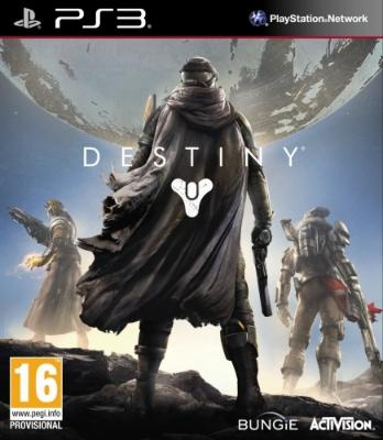 Destiny til PlayStation 3