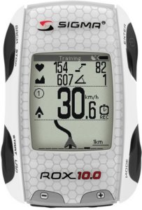 Sigma SPORT Rox 10 GPS Sykkelcomputer