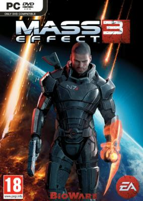 Mass Effect 3 til PC