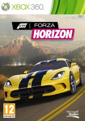 Forza Horizon til Xbox 360