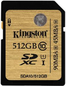 Kingston SDXC 512GB