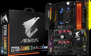 Gigabyte GA-Z270X Gaming 8
