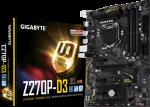 Gigabyte GA-Z270P D3