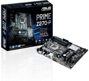 Asus Prime Z270-P S-1151