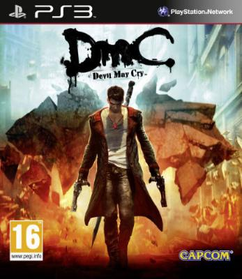 DmC: Devil May Cry til PlayStation 3