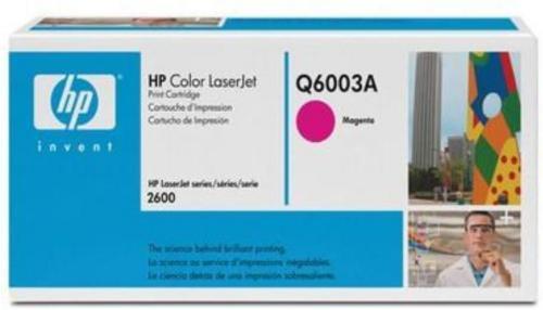 HP Color LaserJet 2600 Magenta