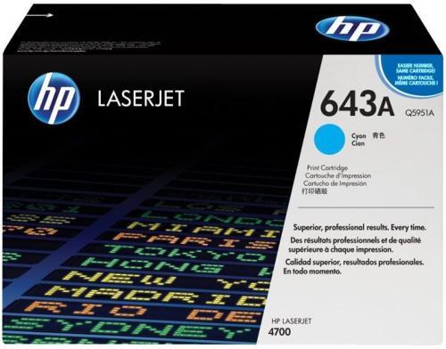 HP Color Laserjet 4700 Cyan