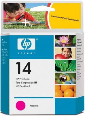 HP Skrivehode no.14 Magenta