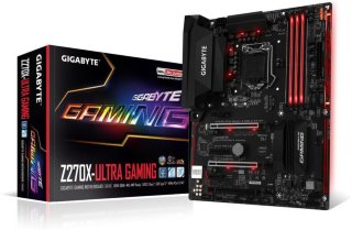 Gigabyte GA-Z270X Ultra Gaming
