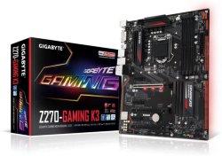 Gigabyte GA-Z270 Gaming K3