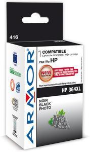 HP no.364XL Svart (Erstatter)