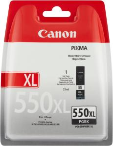 Canon PGI-550XL Blekk Sort