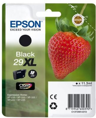 Epson Blekk 29XL Sort