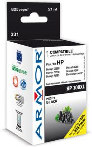 HP no.300XL Svart (Erstatter)