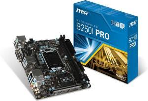 MSI B250I PRO