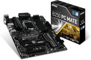 MSI B250 PC Mate