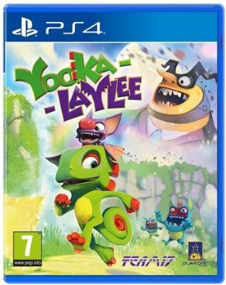 Yooka-Laylee til Playstation 4