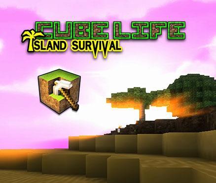 Cube Life: Island Survival til Wii U