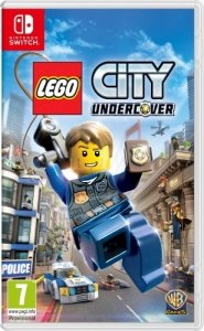 LEGO City Undercover til Switch