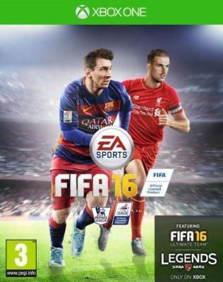 FIFA 16 til Xbox One